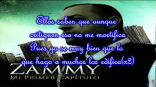 Download Zammy - Yo soy el Eco (letra).mpg MP3 song and Music Video