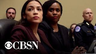 Fallout from Trump's attacks on Democratic congresswomen