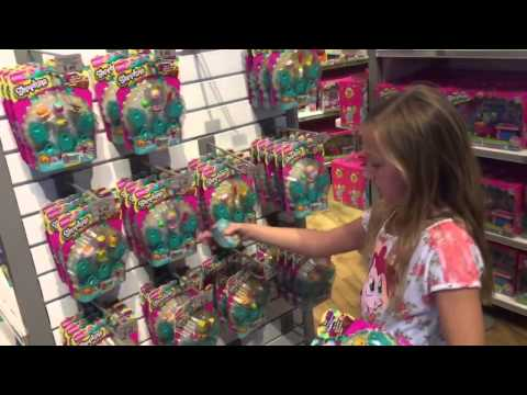 We Found Shopkins At Walmart Buying Blind Bags And Mu