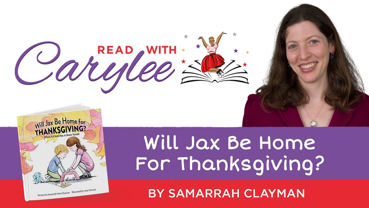Join Samarrah on Read with Carylee