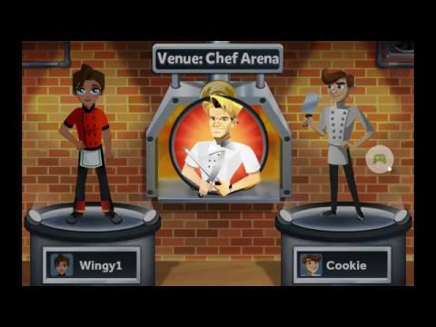 Ramsay Dash - Chef Arena (Cookie)