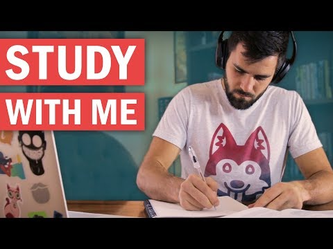 Study With Me - A 45-Minute Focused Study Session