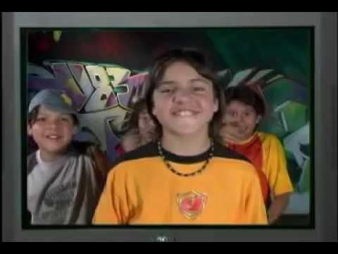 NEW STARS Puerto Rican boyband Tick Tock   Boogie Boogie