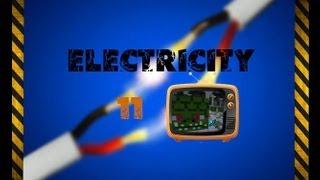 Minecraft Эликтричество - #11 - Сумречный лес,убийство Наги!