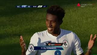 Ely Fernandes inscrie in min 91! GAZ METAN - POLI IAȘI (1-0) Liga 1 Etapa 10