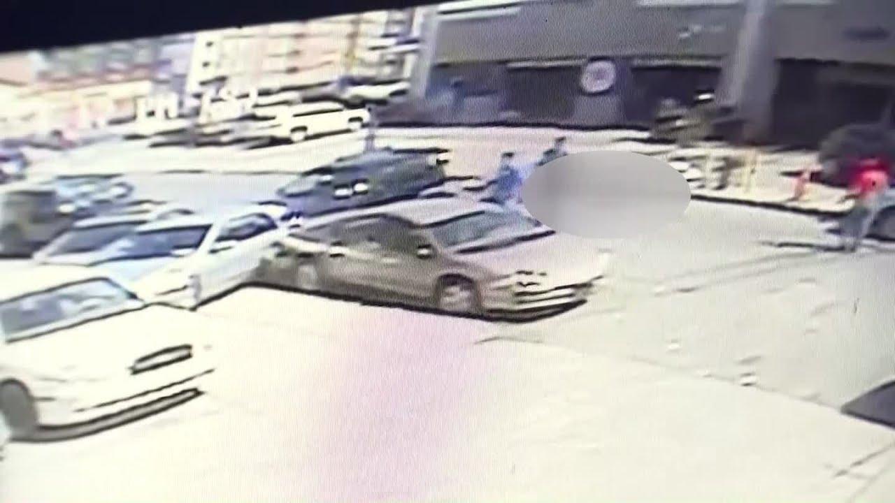 Web Extra: Surveillance Video Of Deadly Car Wash Crash