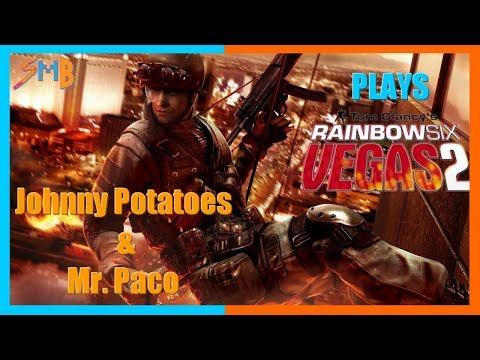 Tom Clancy's Rainbow Six: Vegas  - Funny Gameplay!  