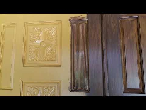 How to Use KILZ Complete Coat paint to Create a Faux Wood Grain Finish on Exterior Doors