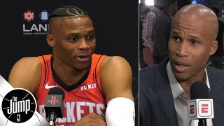 Does Russell Westbrook have anything to prove this season with Rockets? | The Jump