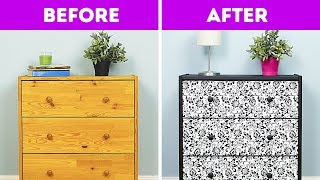 22 DIY FURNITURE AND DECOR IDEAS GIRLY