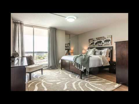 Home staging a Model Suite for Senior's Apartment Building