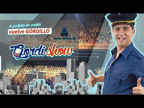 "El Oficial Gordillo - ""GORDISHOW"" - Teatro OPERA - 2016"