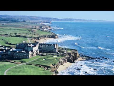 The Ritz Carlton Hotel - Half Moon Bay, California