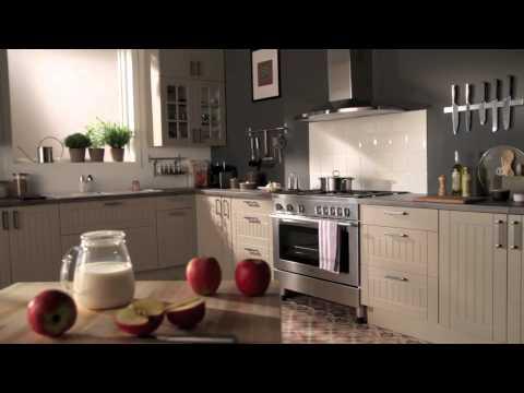 Cuisine campagne cotty collection bibox but 2012 2013 youtube for Chaise cuisine pvc asnieres sur seine