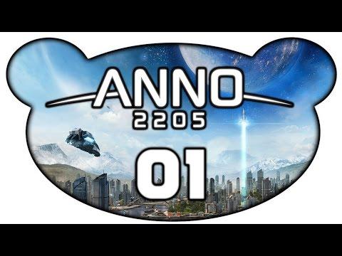 Anno 2205 #01 - Bruugar Inc. (Let's Play Deutsch)