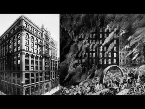 The Rookery: A City's Rise From The Ashes