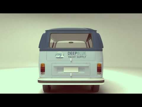Deep Blue Yacht Supply VW Van