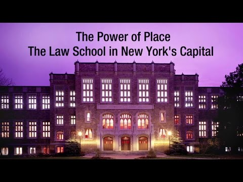 Albany Law School in Six Minutes
