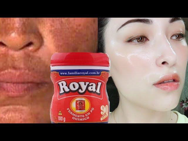 Mascara Facial Com Fermento Em Po Promete Remover Manchas