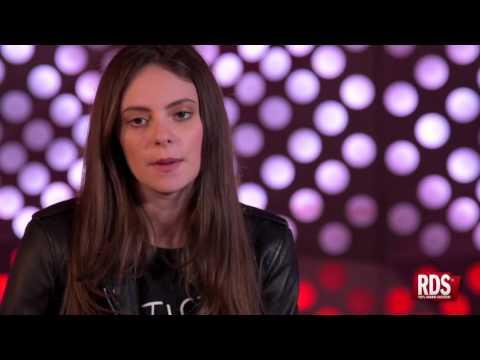 Francesca Michielin RDS interview (2016)