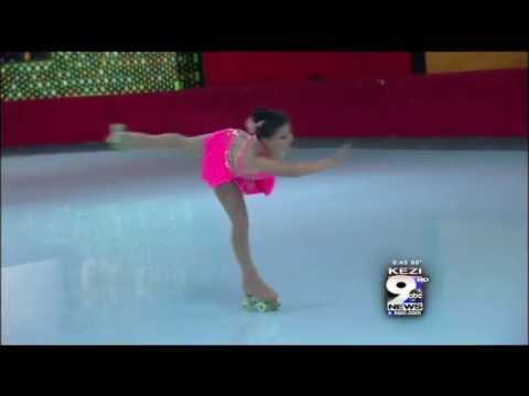 Figure Skating on Four Wheels