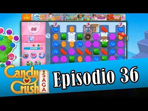 Bailando en el Salón Sabroso - Episodio 36 de Candy Crush