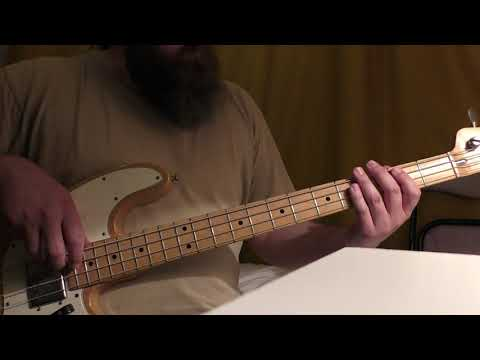 """""""Dance Hall Babylon"""" - MISTY IN ROOTS Bass Cover"""