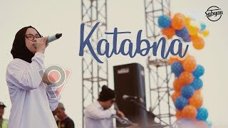 Sabyan Feat Adella Live Mojokerto : Katabna