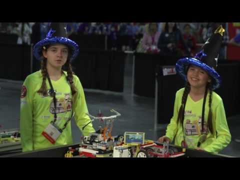 2017 FIRST Championship: FIRST LEGO League Highlights!