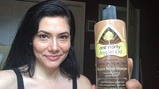Review:  one 'n only Argan Oil Moisture Repair Shampoo Thumbnail