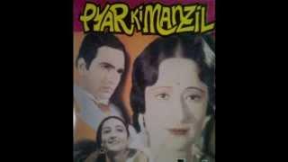 Aye Chand Zara Sun Le Lata, . Batish Pyar Ki Manzil 1950