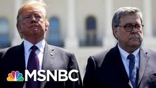 Parnas Adds Bill Barr's Name To Ukraine Plot | Morning Joe | MSNBC