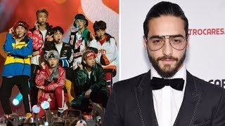 Maluma Reveals How He Would Love to Collaborate with BTS