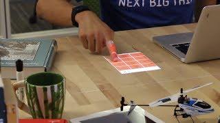 Artırılmış Gerçeklik bir Çalışma alanına Masanın nasıl açılır?