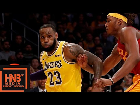 Los Angeles Lakers vs Indiana Pacers Full Game Highlights | 11.29.2018, NBA Season