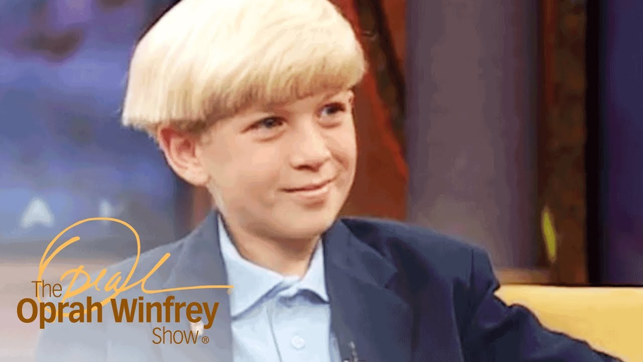 Download Meet the 10-Year-Old Prodigy Already Attending College | The Oprah Winfrey Show | OWN