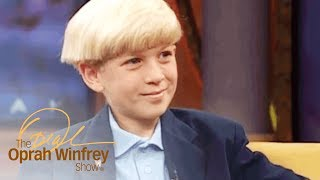 Meet the 10YearOld Prodigy Already Attending College | The Oprah Winfrey Show | OWN