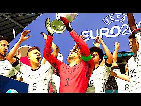 WENN JOGI LÖW NICHT BUNDESTRAINER WÄRE ... ❌🔥 FIFA 21 EM Mod Playthrough mit Deutschland