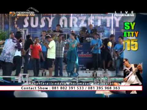 GERANGE TRESNA _ SUSY ARZETTY (Versi Live)