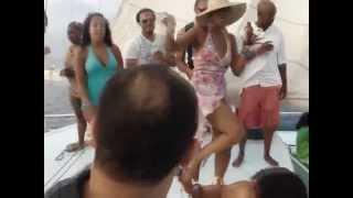 Jamaica 2008 - Catamaran Party Cruise