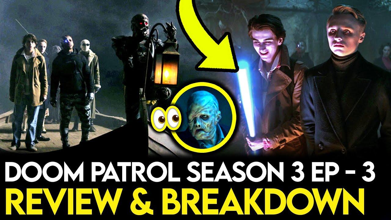 Download Doom Patrol Season 3 Episode 3 Breakdown - Ending Explained, Things Missed & Theories