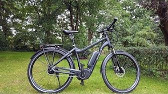 Velo de Ville LEB 800/ 29er / SPORTLICHES TREKKING E-Bike /4 K