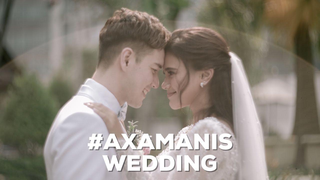 #AXAM WEDDING X THEPOTOMOTO