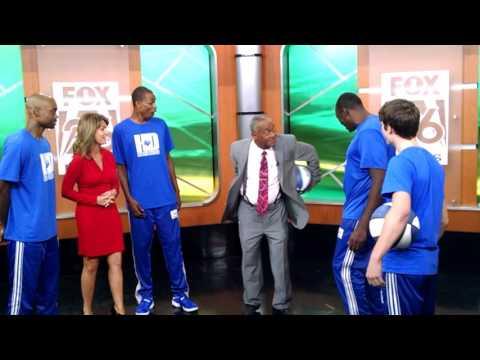 Harlem Dreams Television Appearance