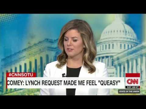 Lynch conduct makes Feinstein 'queasy'