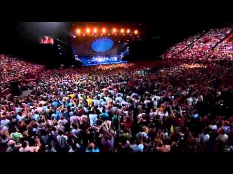 Phil Collins. Фрагмент концерта