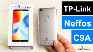 TP-Link Neffos C9A - экран 18:9, хорошие камеры и доступная цена
