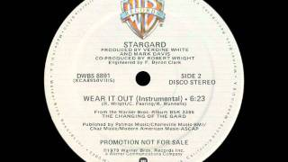 Stargard - Wear It Out (instrumental) (1979)