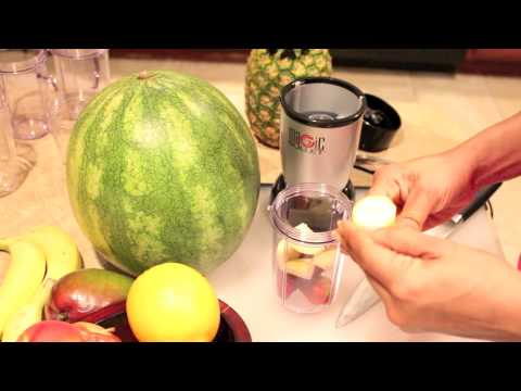 Magic Bullet Blender/Mixer Review