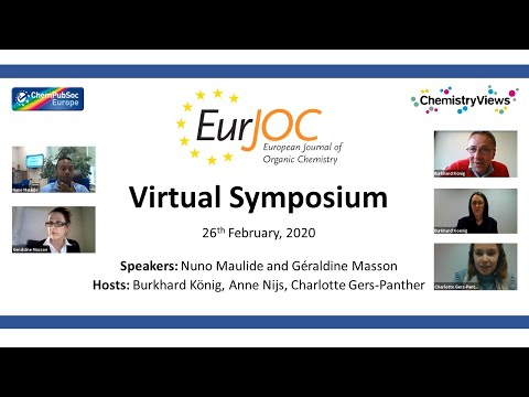 EurJOC Virtual Symposium @EurJOC #YourJOC